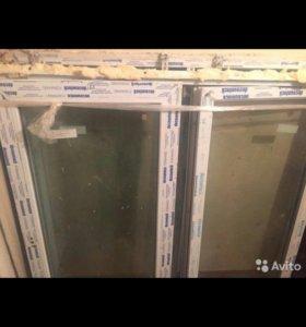 Окна пластиковые 140×140