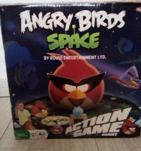 Игра Angry birds