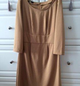 Платье трикотажное р.42-44