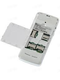 Телефон на 3 сим карты