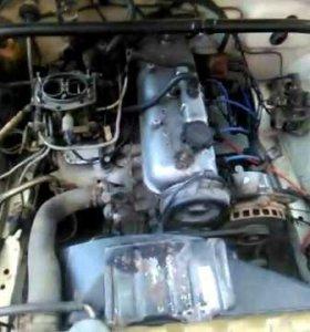 Двигатель 3au
