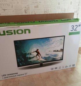 Телевизор новый на запчасти
