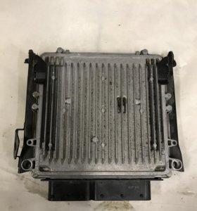 Блок управления двигателем Mercedes 211