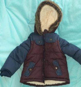 Куртка-безрукавка mothercare