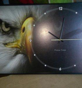 Часы-картина настенные новые