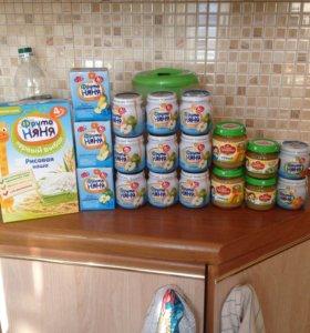 Детское питание
