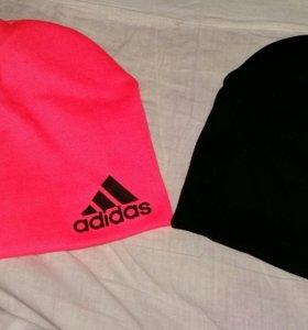 Новые шапки адидас