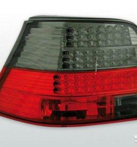 Фонари на VW Colf 4