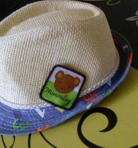 Детская шляпка!