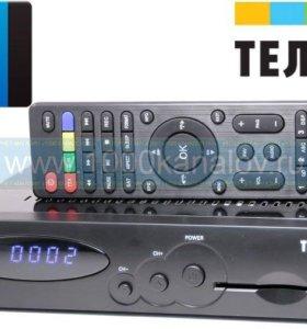 Телекарта ресивер HD