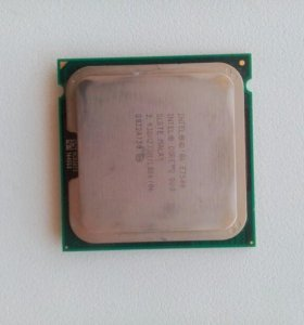 Процессор intel core 2 duo E7500