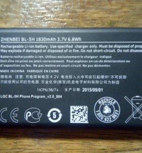 Аккумулятор BL-5H на Nokia Lumia 630