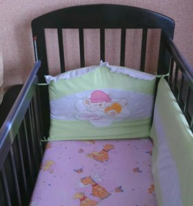 """Детская кровать """"Ивашка"""""""