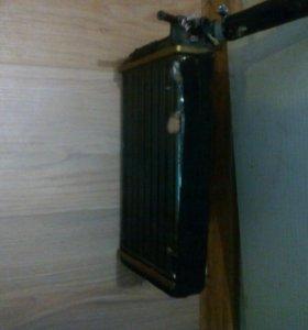 Радиатор печки ваз2110-12