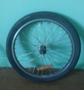 Колеса от велосипеда Stels 250   20 радиус!!!