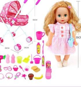 Детский кукольный набор