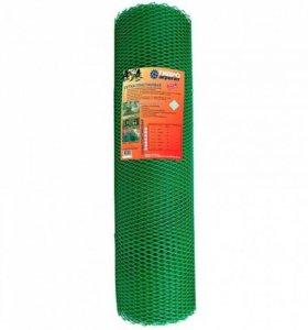 Сетка садовая пластиковая Гидроагрегат 15Х15мм