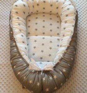 Кокон- гнездышко для новорожденных(babynest)