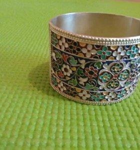 Женский браслет украшения из серебра