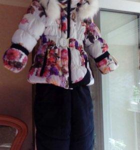 Комплект зима от kiko