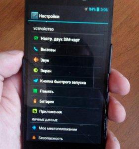 Смартфон highscreen boost 2se на запчасти