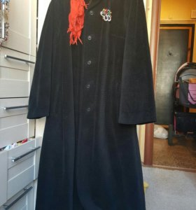 Пальто вельвет 50-52 Ralph Creation