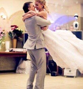 Постановка свадебного вальса