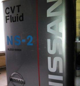 Для Ниссан масло вариатора NS-2 CVT.