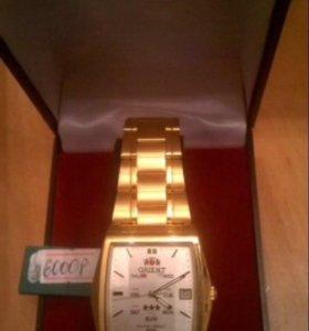 """Оригинальные часы """"Ориент"""" по ценам 2009 года."""