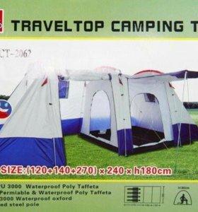 Палатка 5-ти местная СТ-2068