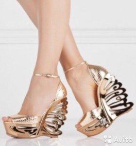 Новые Итальянские туфли лесилла