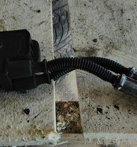 Катушка зажигания с проводами Мерседес.