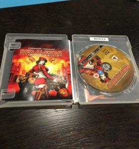 Red alert 3 игра для PS3
