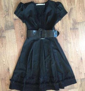 Платье 👗 серое