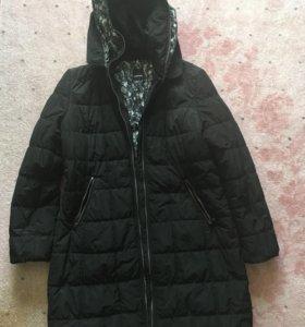 Пальто (куртка) демисезонная. Taifun
