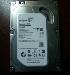 Жесткий диск 2000GB