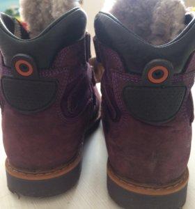 Зимние ботинки Orsetto