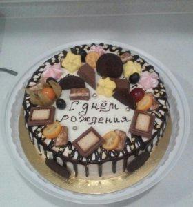 Торты и десерты на любое торжество