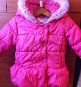 Куртка весна-осень на 1-2 года