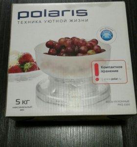 Кухонные весы POLARIS(новые)