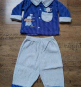Детский костюм 6-9 месяцев