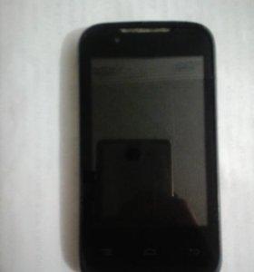 Телефон на базе Андроид
