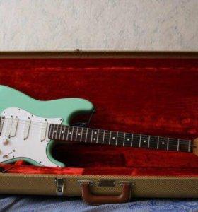 Гитара Fender Jeff Beck Stratocaster 1996 USA