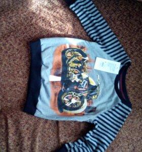 Пакет вещей на мальчика.рост 92-98 см