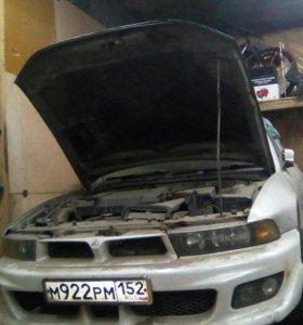 Ремонт и техобслуживание автомобилей