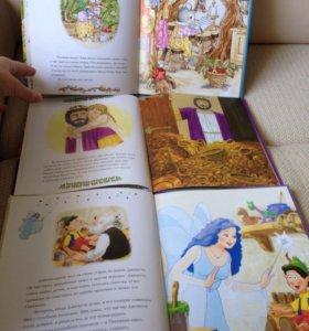 Набор из 3 книг плюс книжка с заданиями
