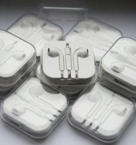Наушники Apple EadPods with Remote an Mic iPhone 5
