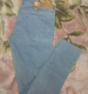 Новые джинсы размер 46