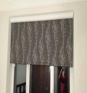 Рулонные шторы на Ваши окна.