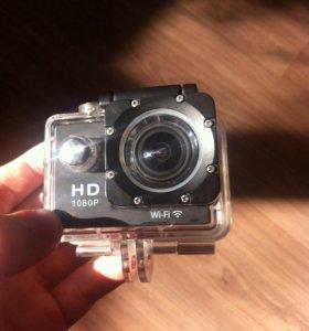 Action camera W9 + WIFI. Аналог gopro.